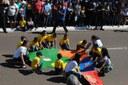Criatividade e organização marcaram desfile