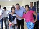 """Vereadores acompanham pagamento do benefício """"Bolsa Banda""""_2.JPG"""