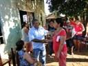 Cido Pantanal ouve reivindicações dos moradores da Vila Santo Antônio