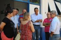 Vereadores e promotoria estudam solução para escola Marechal Rondon