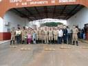 Nenão participa das comemorações do Dia Nacional do Bombeiro