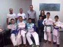 Nova Andradina: após classificação, equipe de karatê busca apoio na Câmara para campeonato brasileiro