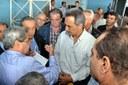 Vereadores entregam reivindicações ao governador André Puccinelli