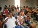 Cido Pantanal e seus assessores iniciam curso de Libras
