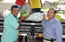 Agricultores da Linha da Amizade aderem ao Programa de Aquisição de Alimentos