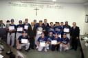 Equipe de Softbol de Nova Andradina é homenageada pela Câmara