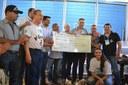 Sem comprometer duodécimo, Câmara de Nova Andradina repassa R$ 100 mil para obras do Hospital de Câncer de Barretos