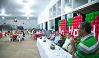 AABB Comunidade encerra atividades de 2015 com festa