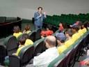 Câmara de Nova Andradina recebe alunos da escola Machado de Assis