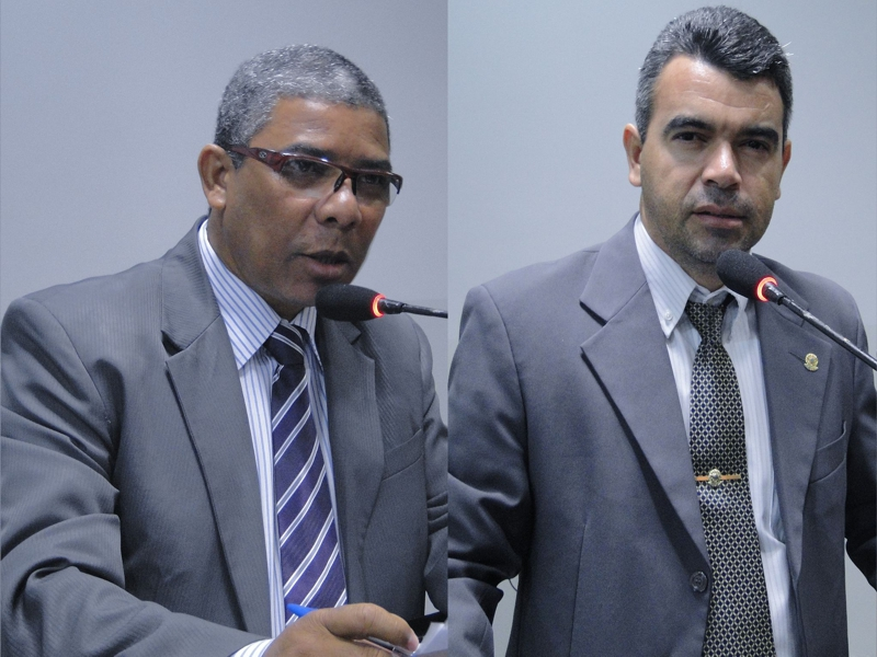 Cido e Quemuel voltam a pedir rede de esgoto para o Conjunto Habitacional Durval Andrade Filho
