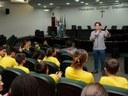 Projeto leva estudantes semanalmente à Câmara de Nova Andradina