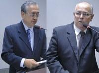 Valter e Robertinho reivindicam ar condicionado para escola Irman Ribeiro