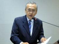 Valter Yasunaka pede reforma do prédio da IAGRO