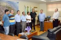 Vereadores prestigiam cerimônia de posse do novo secretário de Planejamento e Controle de Nova Andradina