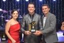 Amarelinho ganha pelo segundo ano consecutivo o Prêmio de Vereador Mais Popular