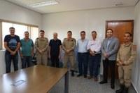 Câmara apoia permanência da unidade do Corpo de Bombeiros em Nova Casa Verde