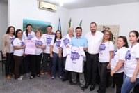 """Câmara de Vereadores reforça """"Agosto Lilás"""" em Nova Andradina"""