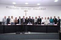 Câmara integra debate sobre estacionamento rotativo em Nova Andradina