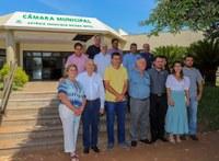 Câmara Municipal homenageia ex-vereador Tonho Ortega