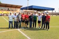 Câmara prestigia rodada da Copa Assomasul em Nova Andradina