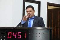 Câmara questiona aquisição de maquinários e situação de loteamento