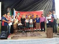 Cido Pantanal participa da comemoração de aniversário do Clube Desbravadores El Shadday