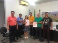 Comunidade pede apoio de vereadores para melhoria de Bairro
