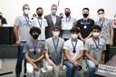 Equipe de Basquetebol de Nova Andradina recebe Moção na Câmara
