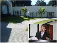 Dr. Sandro cobra campanha de incentivo à calçada ecológica
