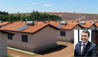 Dr. Sandro pleiteia convênio com Estado para produção de energia elétrica renovável