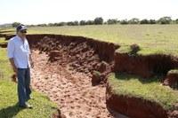 Dr. Sandro requer informações sobre danos ambientais em Nova Andradina
