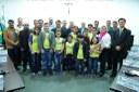 Em ação inédita, parlamentares são homenageados pelo Rotary Kids