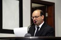 Valmirá do Pax solicita sinalização na primeira sessão ordinária do ano