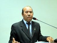 Vereador Zé Bugre homenageia pioneiro Ercílio Pereira dos Santos