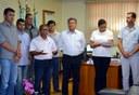 Vereadores participaram de assinatura de convênios das entidades filantrópicas