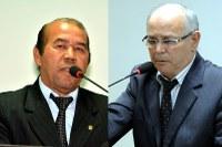 Zé Bugre e Robertinho Pereira reiteram pedido de avaliação dos impostos de ITCD
