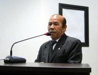 Zé Bugre encaminha moção de pesar à família de Ercílio Pereiro dos Santos