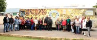 Grupo Onça Pintada realiza ação de prevenção de câncer de mama em Nova Andradina