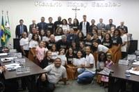 Grupo UMADEMATS recebe moção na Câmara de Nova Andradina