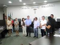 """Cido Pantanal participa da primeira reunião da campanha """"Leão Amigo da Criança"""""""