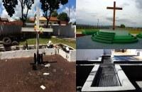 Ricardo Lima quer construção de novo cruzeiro para o Cemitério Municipal