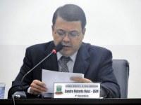 Sandro Hoici quer aquisição de aparelhos para detecção de vírus