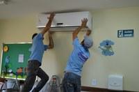 Vereadores solicitam melhorias para Escola Municipal Arco-íris