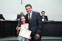 Miss infantil de Nova Andradina irá representar MS em concurso nacional
