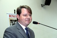 Adriano propõe realização de eventos culturais em Nova Andradina
