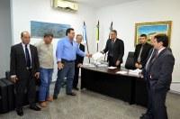 Câmara recebe pedido de aquisição de caminhão para pequenos agricultores