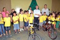 Vereadores Nenão e Quemuel marcam presença na 4ª edição do Prêmio Aluno Destaque