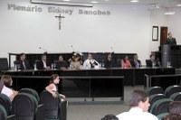 Câmara sedia Colação de Grau da UEMS de Nova Andradina