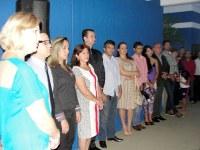Quemuel marca presença na Inauguração do Complexo Educacional Damásio de Jesus