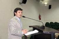 Vicente cobra início de obras de pavimentação com recursos de convênio